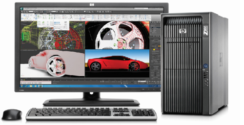 Workstation Z de HP