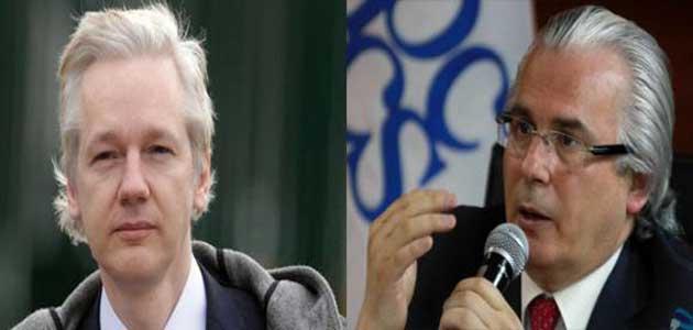 Baltasar Garzón defenderá a Wikileaks y Julian Assange