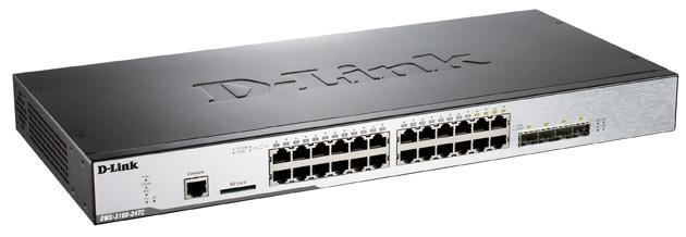 D-Link presenta su nuevo wireless switch unificado DWS-3160