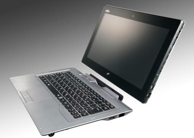 Fujitsu presenta el tablet profesional Stylistic Q702 preparado para Windows 8