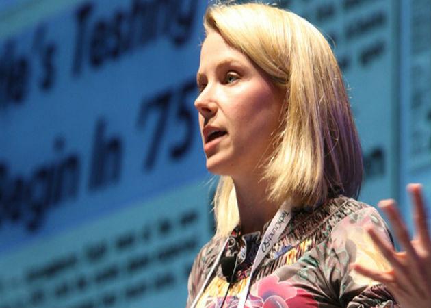 Yahoo! cada vez más Google gracias a Marissa Mayer