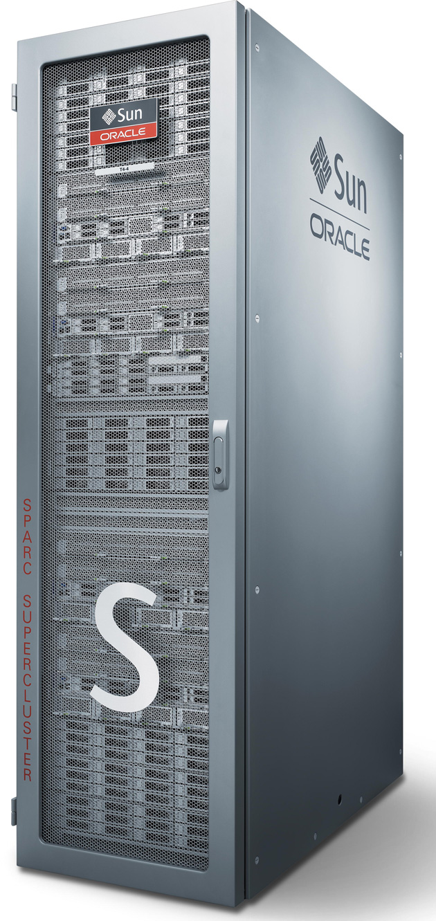 Oracle SPARC SuperCluster T4-4 un sistema de ingeniería conjunta multipropósito