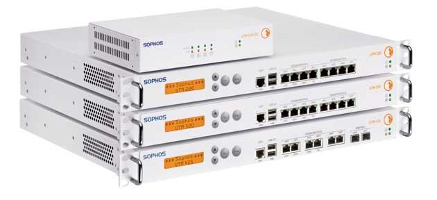Sophos completa la gestión unificada de amenazas con UTM9