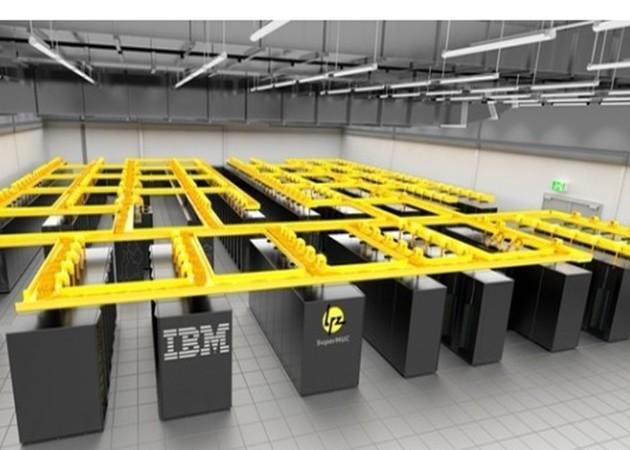 Inauguran el supercomputador más potente de Europa