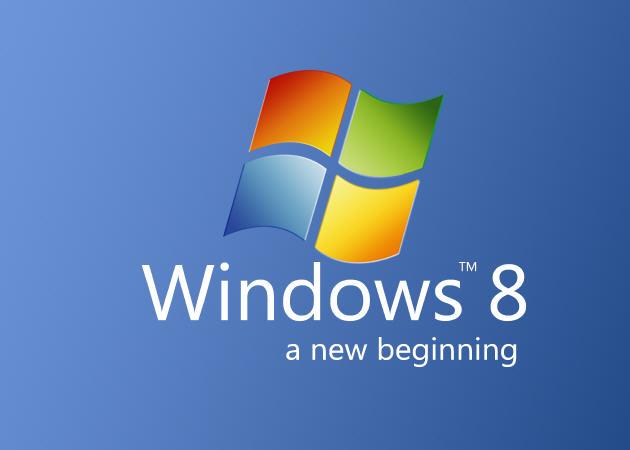 Windows 8 en octubre; RTM en agosto