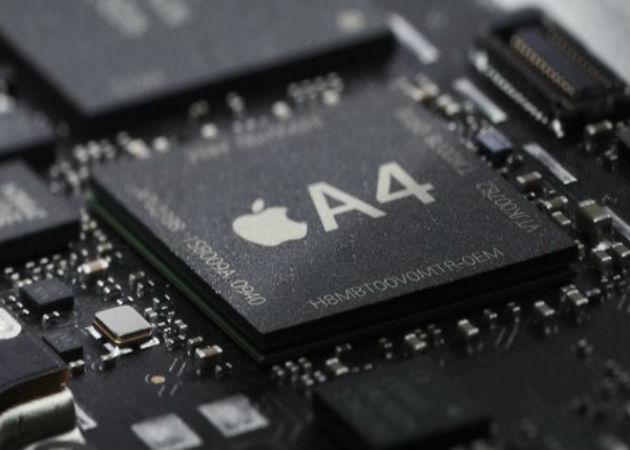 Apple es la compañía que adquiere más chips