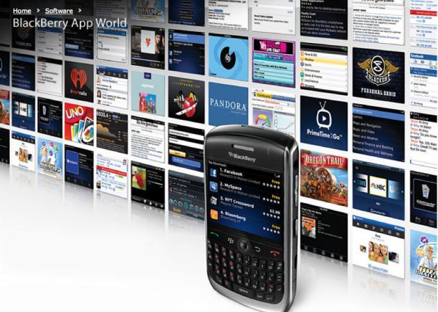 BlackBerry App World llega a los 3.000 millones de descargas
