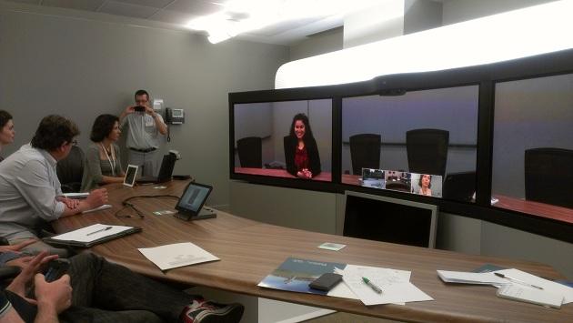 Cisco dibuja un futuro marcado por el vídeo on-line, la telepresencia y el BYOD