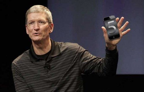 Pegatron inicia la producción del iPhone 5