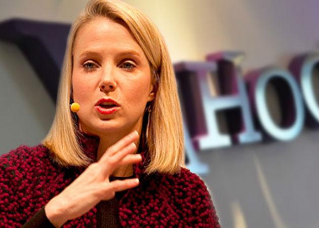 Marissa Mayer y su astronómico sueldo en Yahoo!