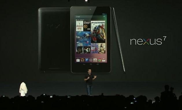 Fabricar el Nexus 7 cuesta 184 dólares