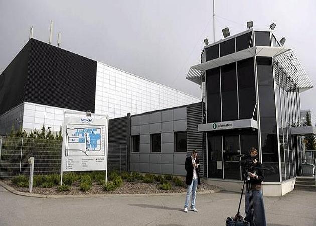 Nokia cierra la última fábrica que tenía en Finlandia