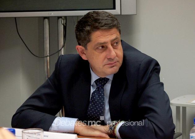 Gregorio Orrite, de IECISA