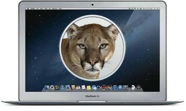 Apple vende dos millones de copias del OS X Mountain Lion en 48 horas