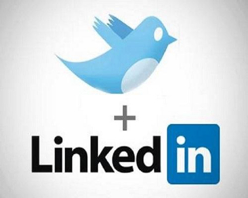 LinkedIn y Twitter finalizan su acuerdo