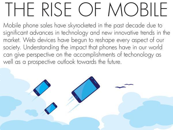 La revolución móvil, en una infografía