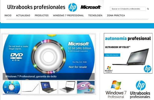 Ultrabookprofesional.com, el site de los ultrabooks profesionales