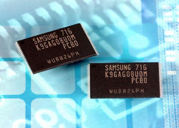 Samsung pretende invertir hasta 779 millones de euros en chips de nueva generación