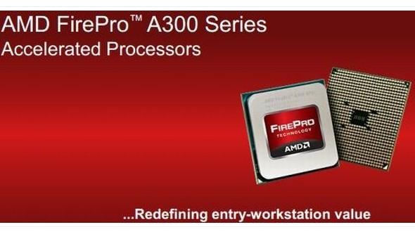 La APU AMD FirePro supera en rendimiento gráfico al Xeon E3 con HD 4000