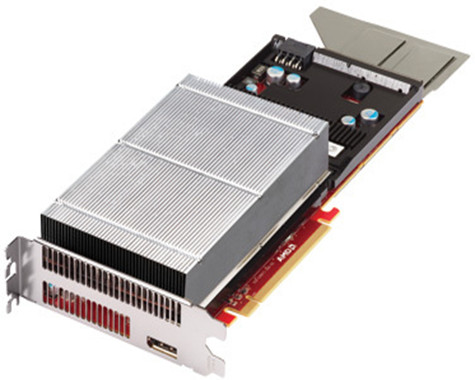 AMD introduce tarjetas gráficas FirePro S9000 y S7000