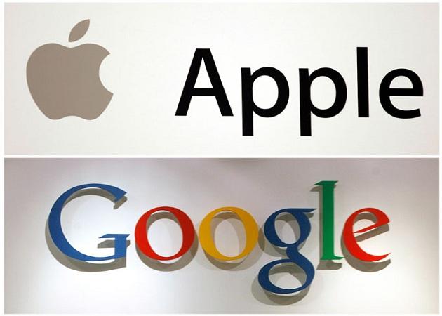 Acercamiento entre los presidentes de Apple y Google