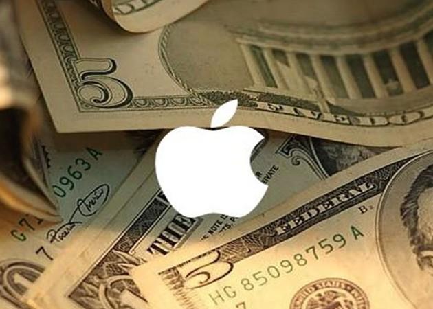 Máximo histórico para la acción de Apple
