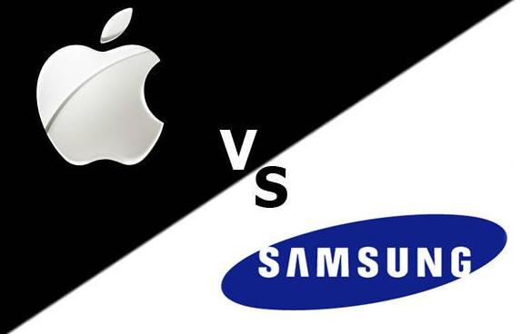Multimillonaria condena a Samsung por violación de patentes Apple