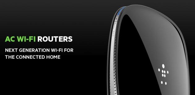 Belkin anuncia nuevos routers Wi-Fi ac