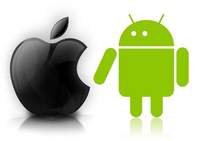 Android e iOS crecen diez veces más rápido que los PC de los 80