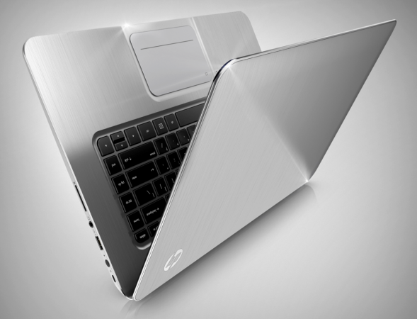 HP SpectreXT TouchSmart 3 589x450 HP presenta Ultrabook táctil profesional Spectre XT