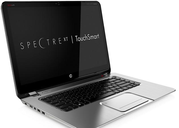 HP presenta Ultrabook táctil profesional Spectre XT