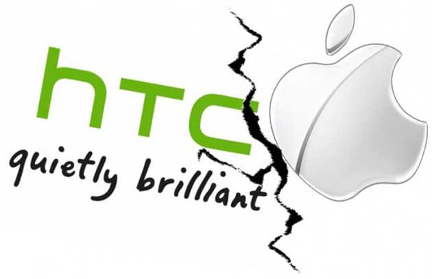 HTC descarta acuerdo con Apple por patentes