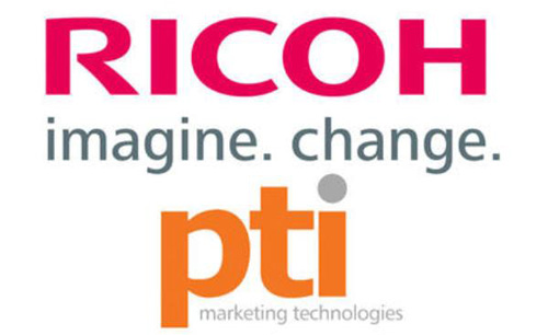 RICOH invierte en la compañía PTI Marketing Technologies