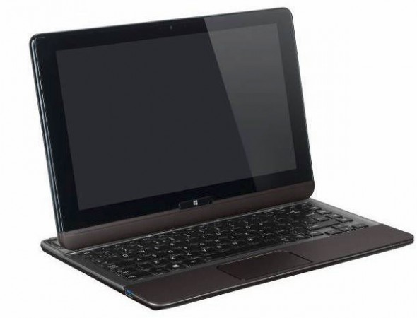 Toshiba Satellite U920T, entre Ultrabook y tablet