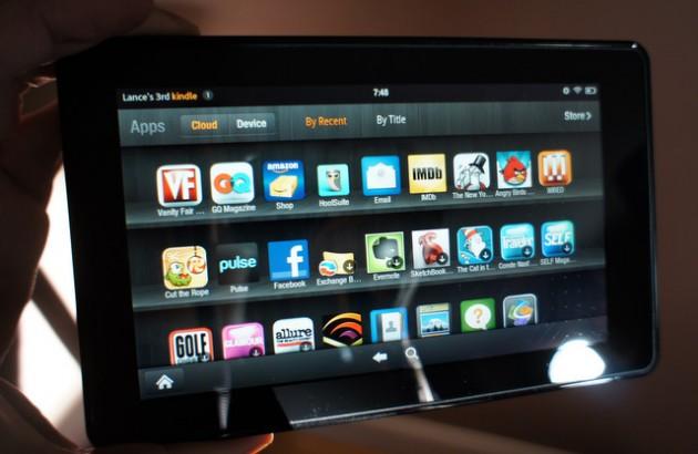 ¿Utilizará Amazon el servicio de mapas de Nokia?