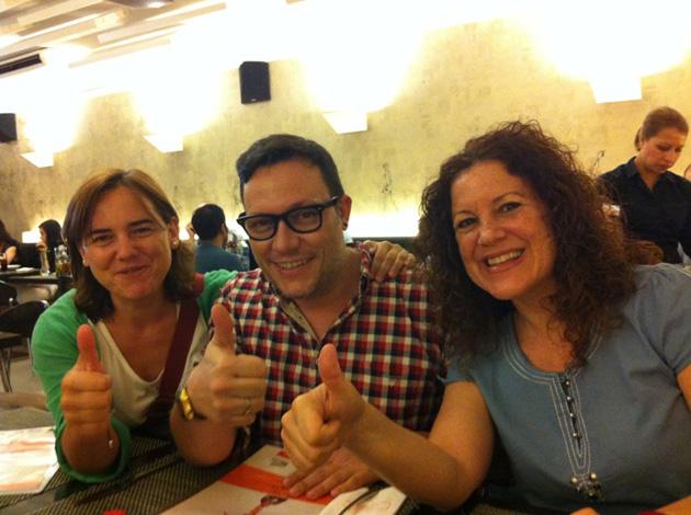 Tres españoles, ganadores del Social Media Award de Google