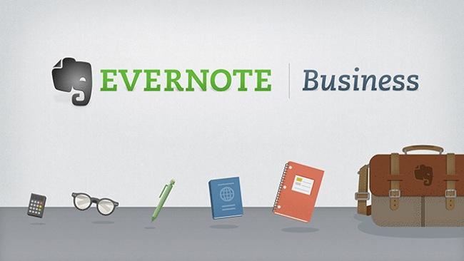 Evernote aterriza en las empresas con una versión profesional