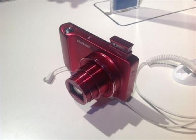 Samsung presenta la Galaxy Camera