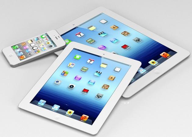 Apple lanzará en octubre el iPad Mini después del iPhone 5