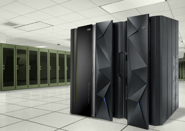 IBM zEnterprise EC12, más potencia y seguridad
