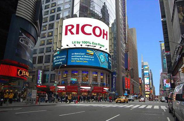 La tecnología RICOH busca el impacto cero en el entorno