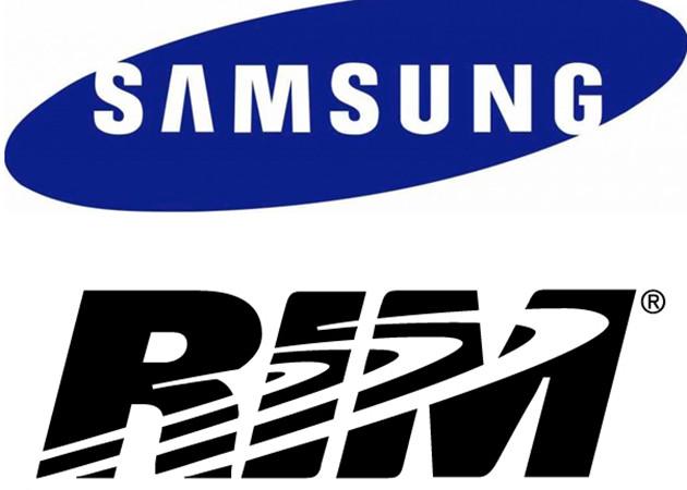 Samsung desmiente que quiera comprar RIM