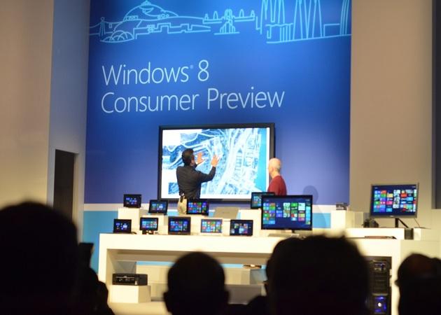 Microsoft ofrece la actualización a Windows 8 Pro por 14,99 dólares