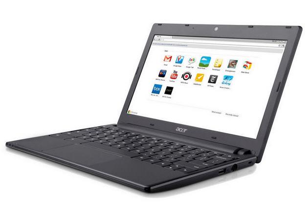 Acer lanzará en octubre la segunda generación de Chromebooks