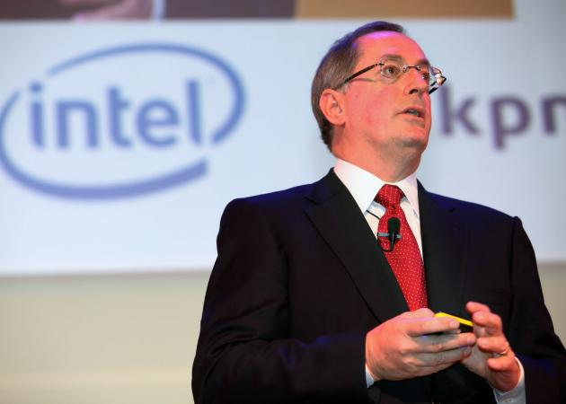 CEO DE INTEL PAUL OTELLINI
