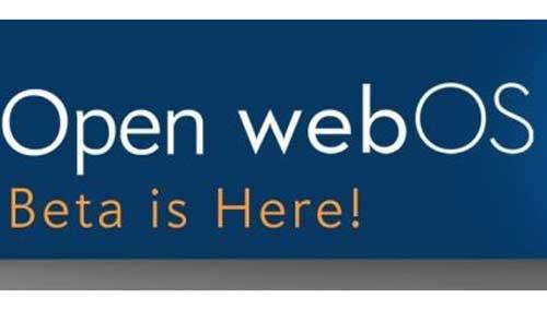 HP lanza la primera versión de Open WebOS