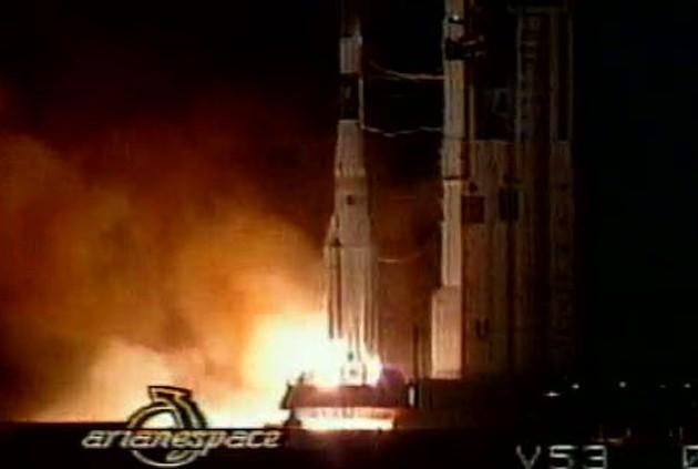 20 años del lanzamiento del satélite español Hispasat