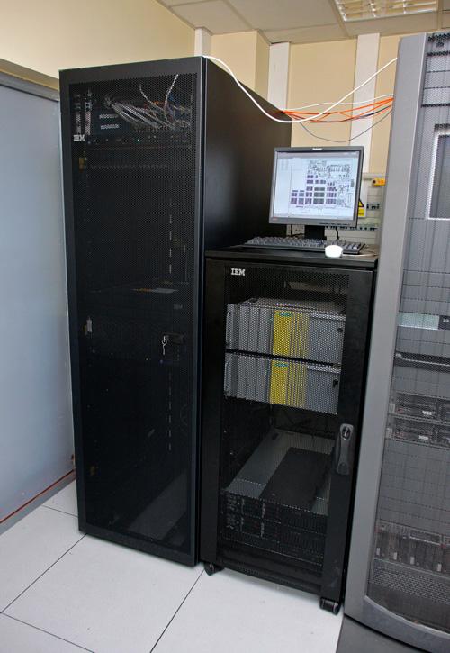 Infraestructura IBM Casbega