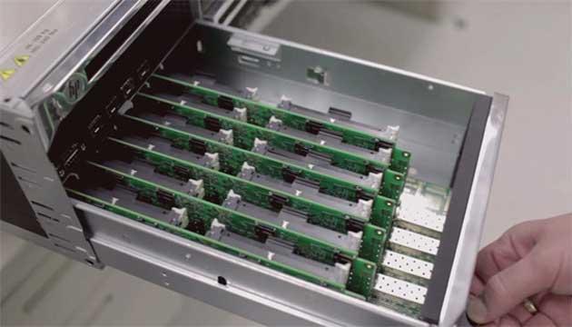 Intel revela los procesadores Atom Certenton para servidores