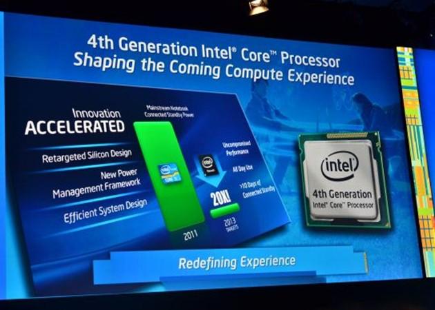 Intel detalla la arquitectura Haswell en el IDF 2012